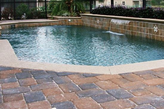 pool decks | brick paver showroom of tampa bay | pools and decks