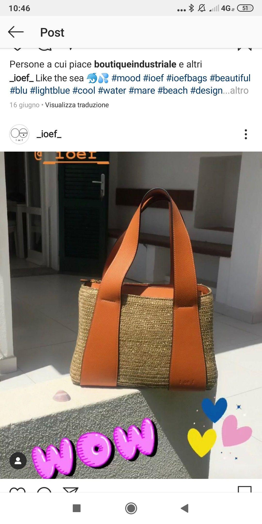 Pin di Man in Bag su Borse | Borse, Blu, Beautiful