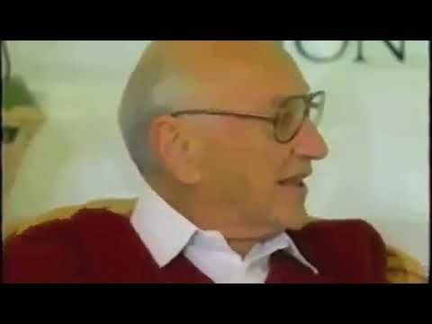 Milton friedman predicting cryptocurrency back in 1999