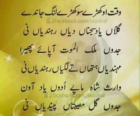 Pin by Mohammad Ali (Entrepreneur) on waris Shah | Sufi ...
