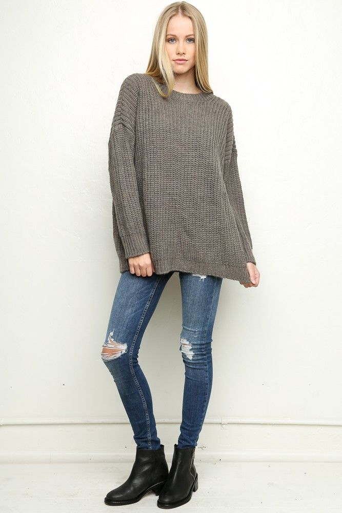 Brandy ♥ Melville | Nichole Sweater - Clothing