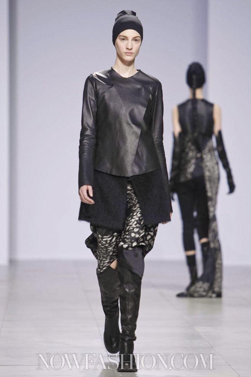 Peachoo Krejberg Ready To Wear Fall Winter 2012 Paris - NOWFASHION