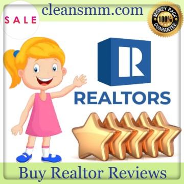 Buy Realtor Reviews - Clean SMM #programingsoftware