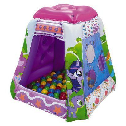 My Little Pony Pals Ball Pit With 20 Balls, 2015 Amazon Top Rated Ball Pits & Accessories #Toy