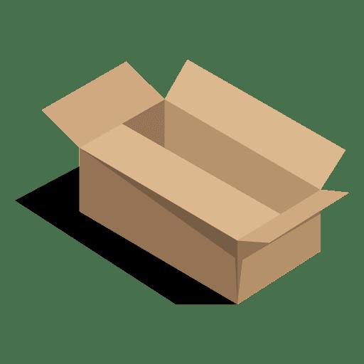 Cardboard Box Icon Transparent Png Box Icon Cardboard Box Cardboard