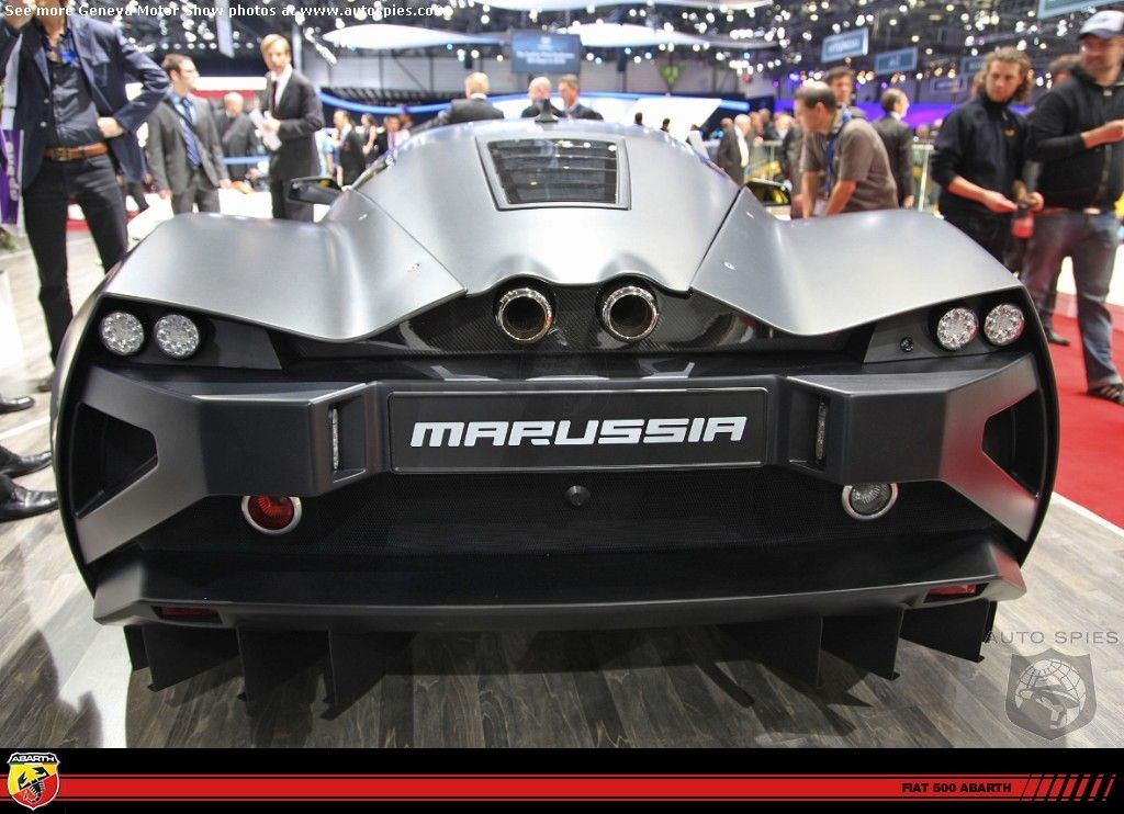 Marussia At The Geneva Motor Show Auto Shows Pinterest Car - Auto show prices