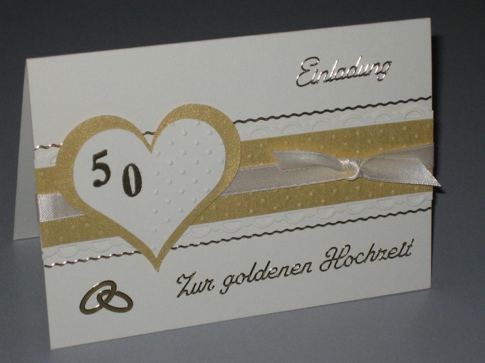 Einladungskarten Goldene Hochzeit Selbst Gebastelt Ei Einladungskarten Goldene Hochzeit Einladung Goldene Hochzeit Einladungskarten Hochzeit Selbst Gestalten