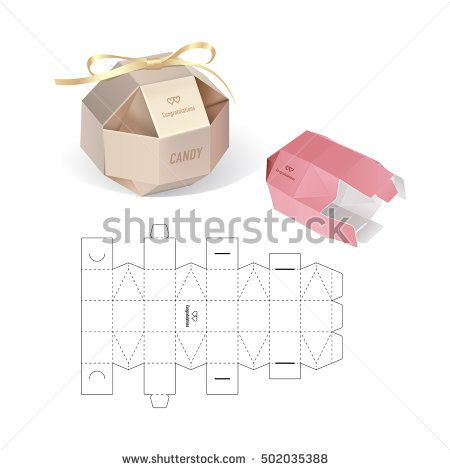 Retail box with blueprint template pinterest retail paper toys retail box with blueprint template malvernweather Choice Image
