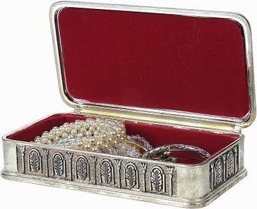 Empty Jewelry Box Clip Art