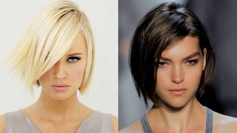 Peinados cortos de mujeres