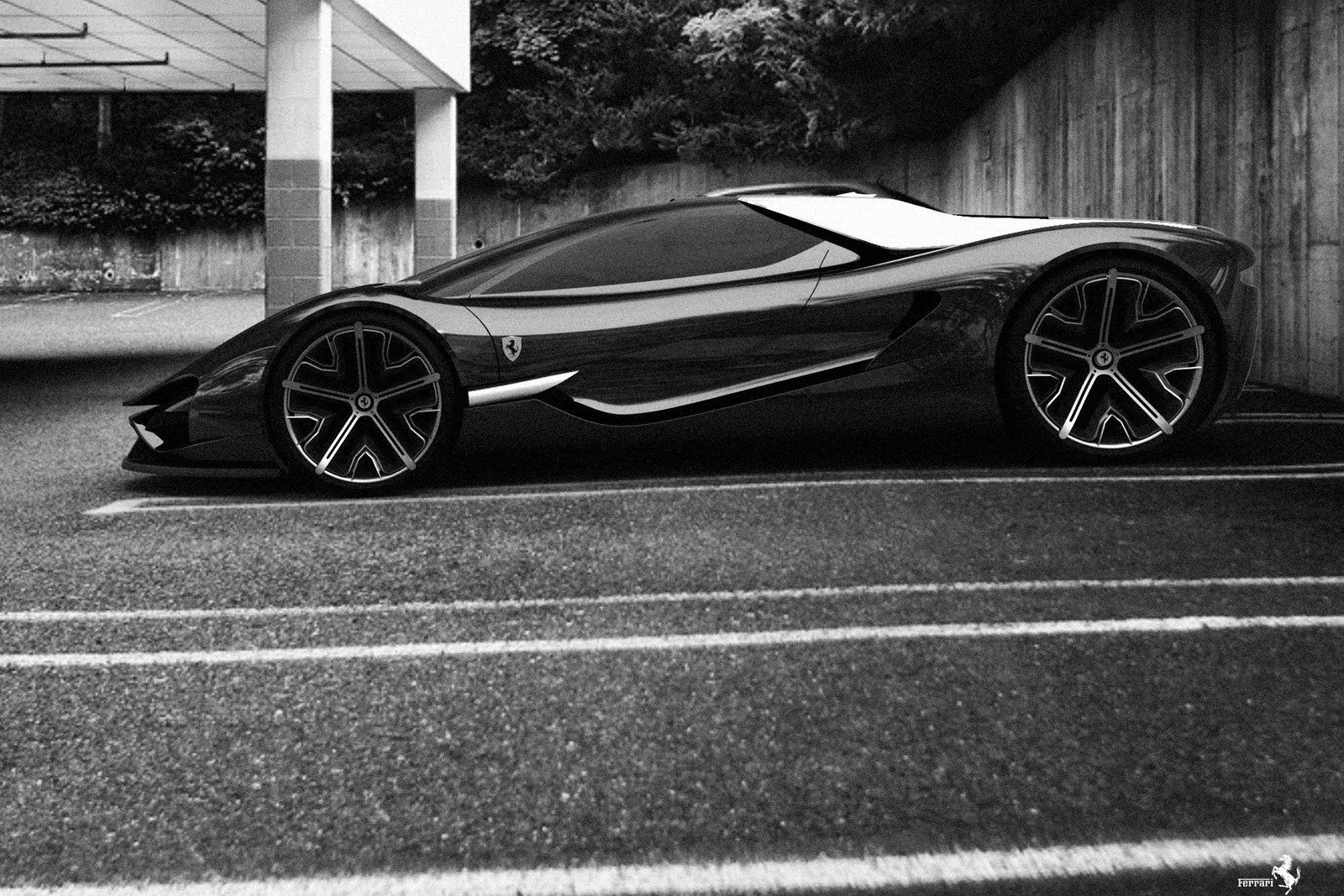 Ferrari World Design Contest by Samir Sadikhov's Xezri