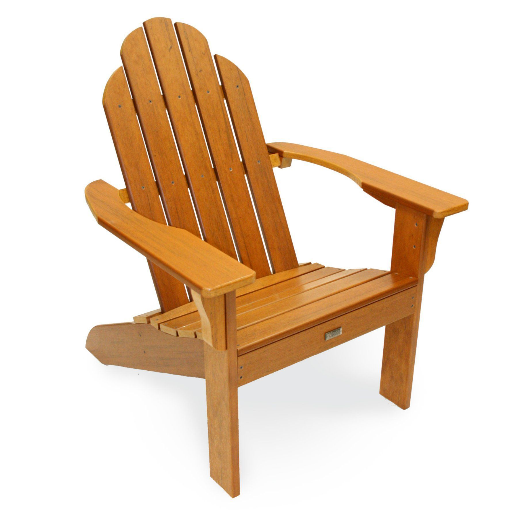 Outdoor EON Traditional Resin Adirondack Chair   CH TR01 RC01
