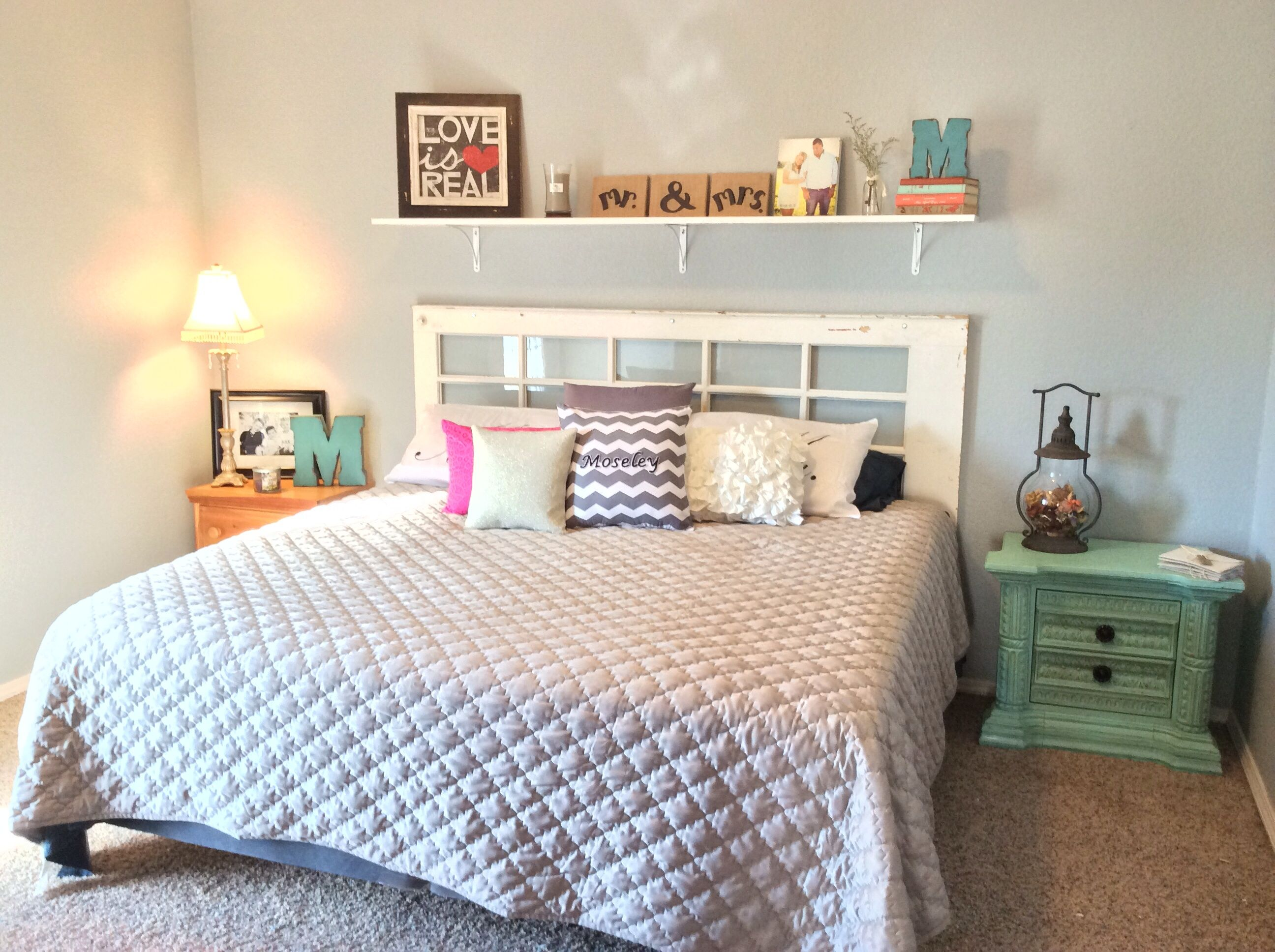 headboard old french door my craft projects in 2019 barn rh pinterest com