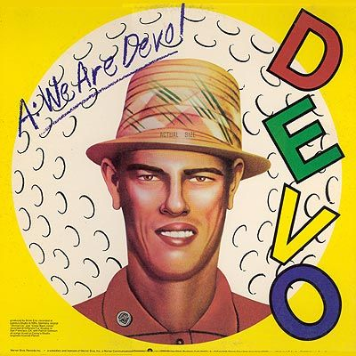Q: Are We Not Men? A: We Are Devo!, 1978