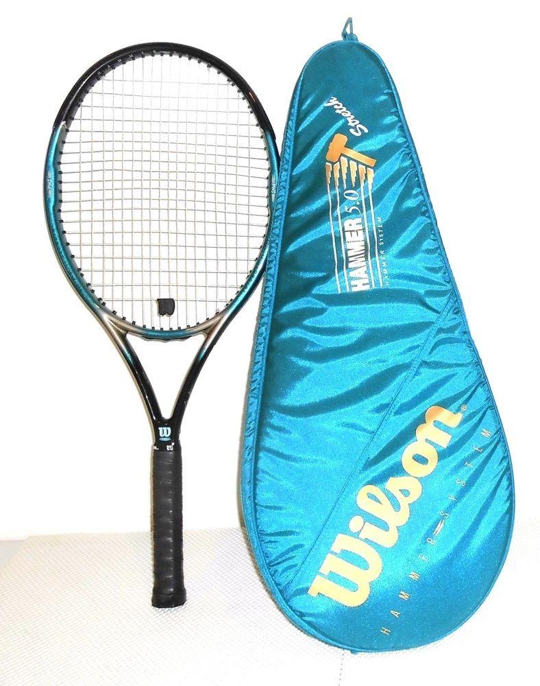 Wilson Hammer 5.0 Stretch Oversize 110 Sq In Tennis