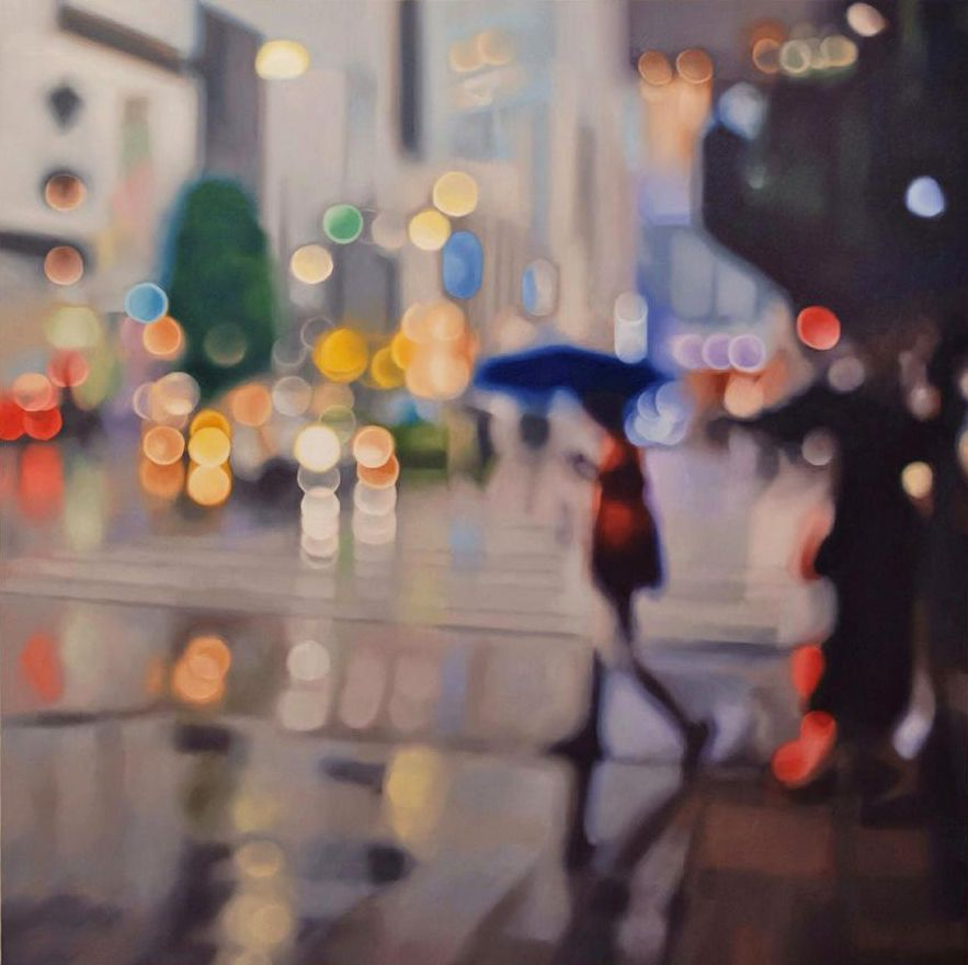 """nevver: """"Summer in the City, Philip Barlow """""""