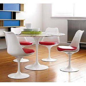 Fantastic Designer Modern 39 Eero Saarinen Style Tulip Dining Table Andrewgaddart Wooden Chair Designs For Living Room Andrewgaddartcom