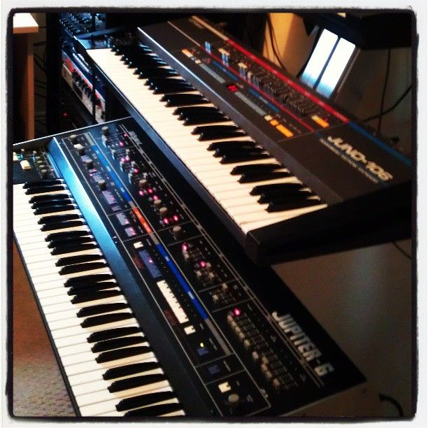 photo by electro juice synths keys and noises electronic music drum machine instruments. Black Bedroom Furniture Sets. Home Design Ideas