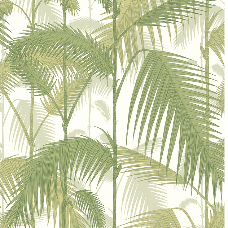 Contemporary Restyled - Palm Jungle - 95-1001 Cole & Son behang ...