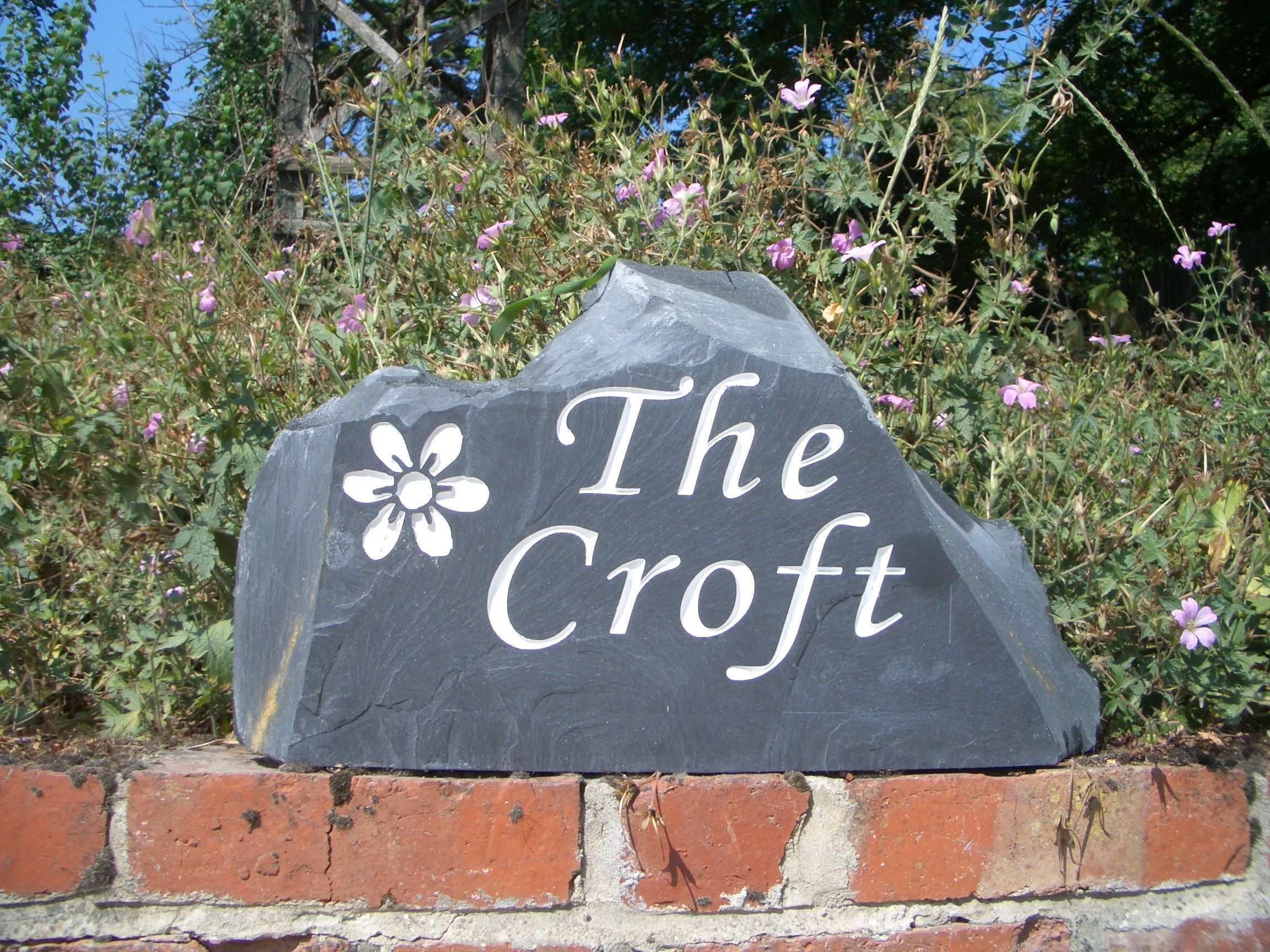 House Signs Home Signs Rustic Stone Personalized Signs For Home