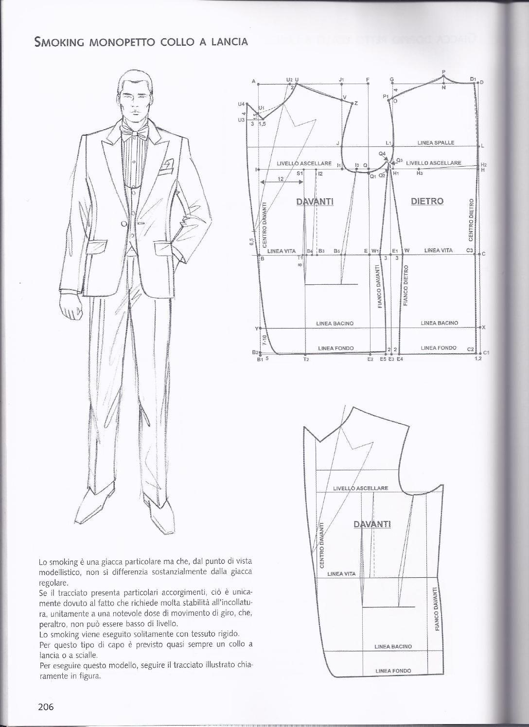 Issuu Pdf Downloader Mens Jacket Pattern Fashion Sewing Pattern
