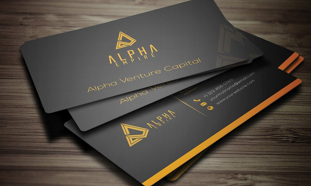 Keep Your Business Card Design Simple Our Business Card Design