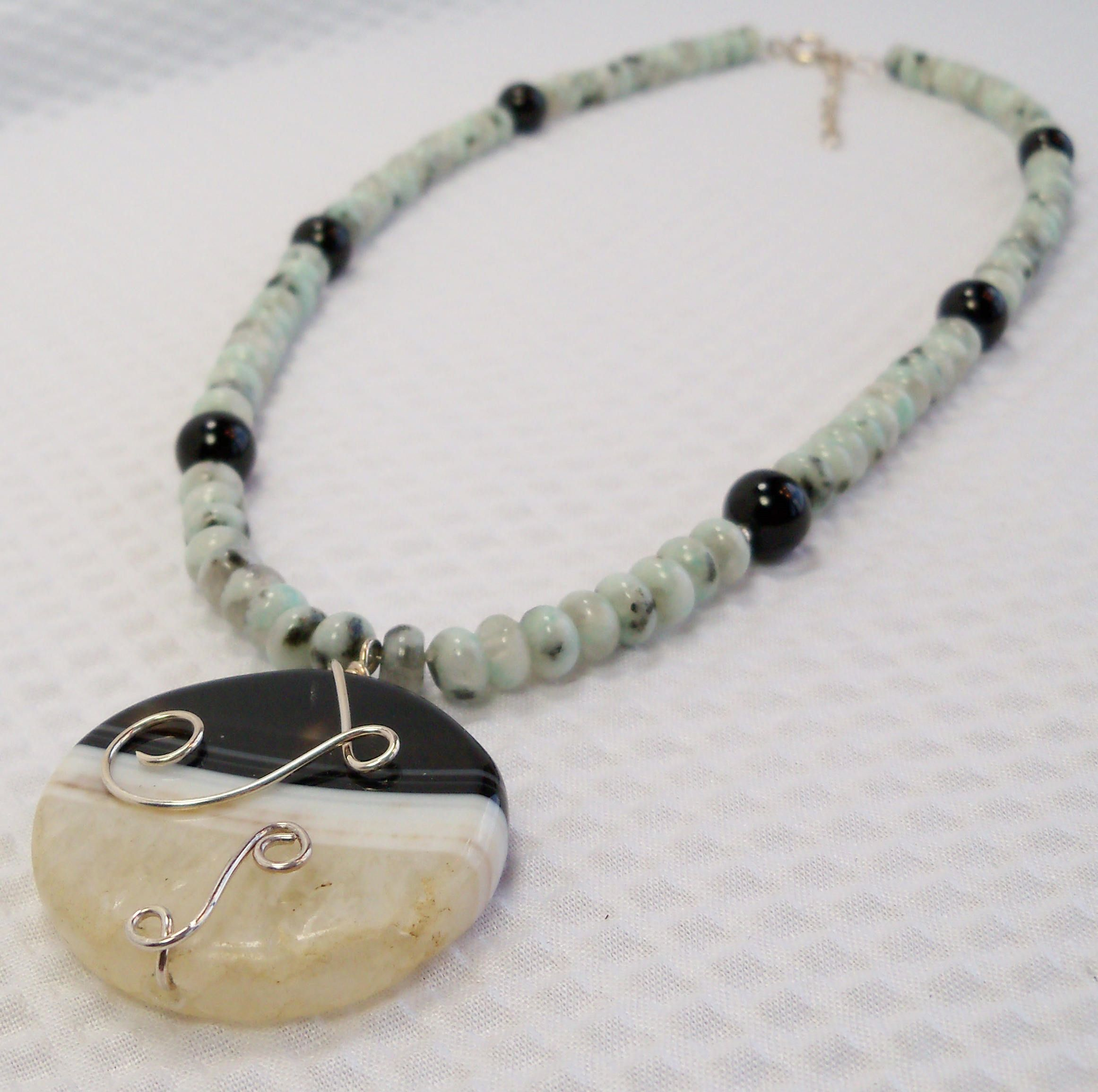 jewelry tues artisan by jan celia photography luxury etsy necklace christine smith onyx black