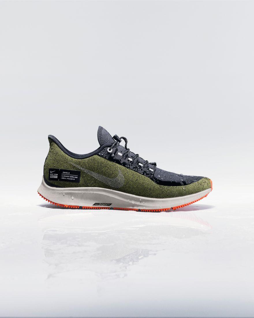 Nike Air Zoom Pegasus 35 Shield Men's Running Shoe | Running ...