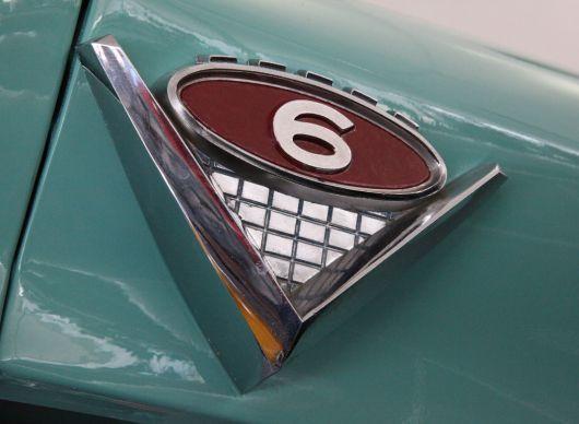 6 gmc stepside pickup v6 emblem 66
