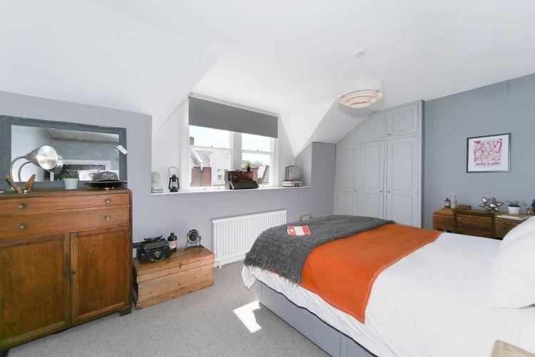 Wandfarbe Grau im Schlafzimmer – 77 Ideen für Wandgestaltung in Grau