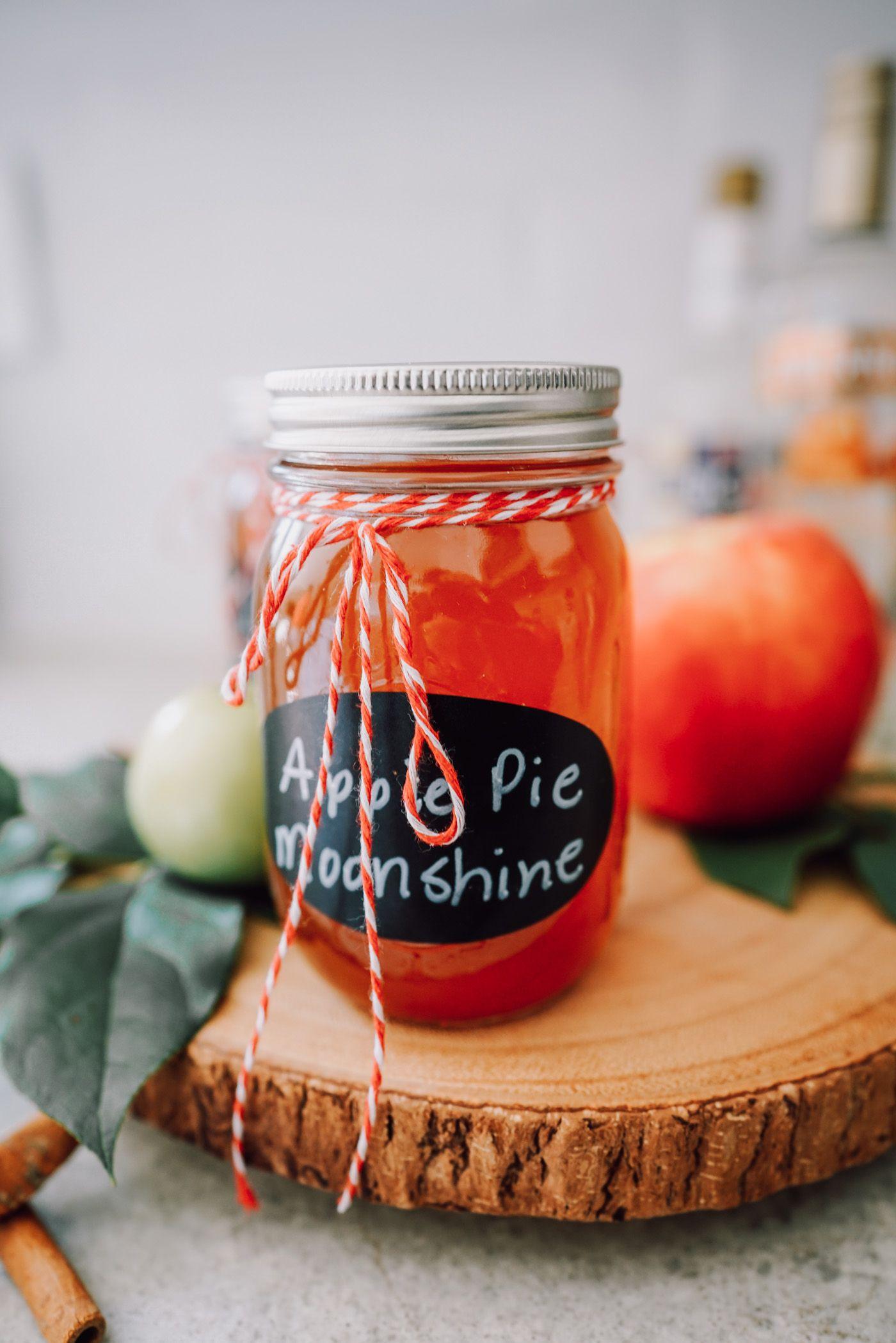 Instant Pot Apple Pie Moonshine Instant pot recipes