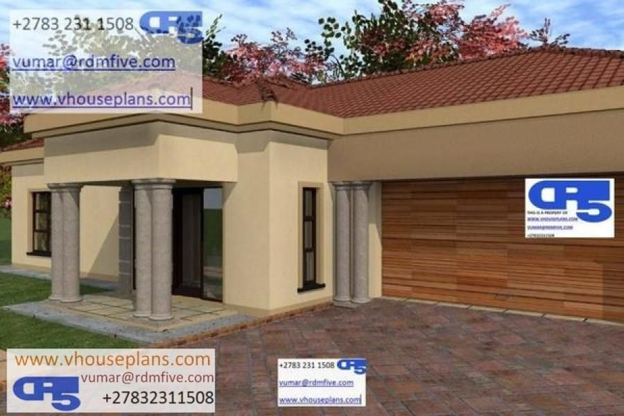 RDM5 House Plan No. W2073 in 2020 Family house plans, 5