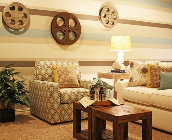 Themed Rooms: Movie Night   Themed rooms, Room and Extra bedroom