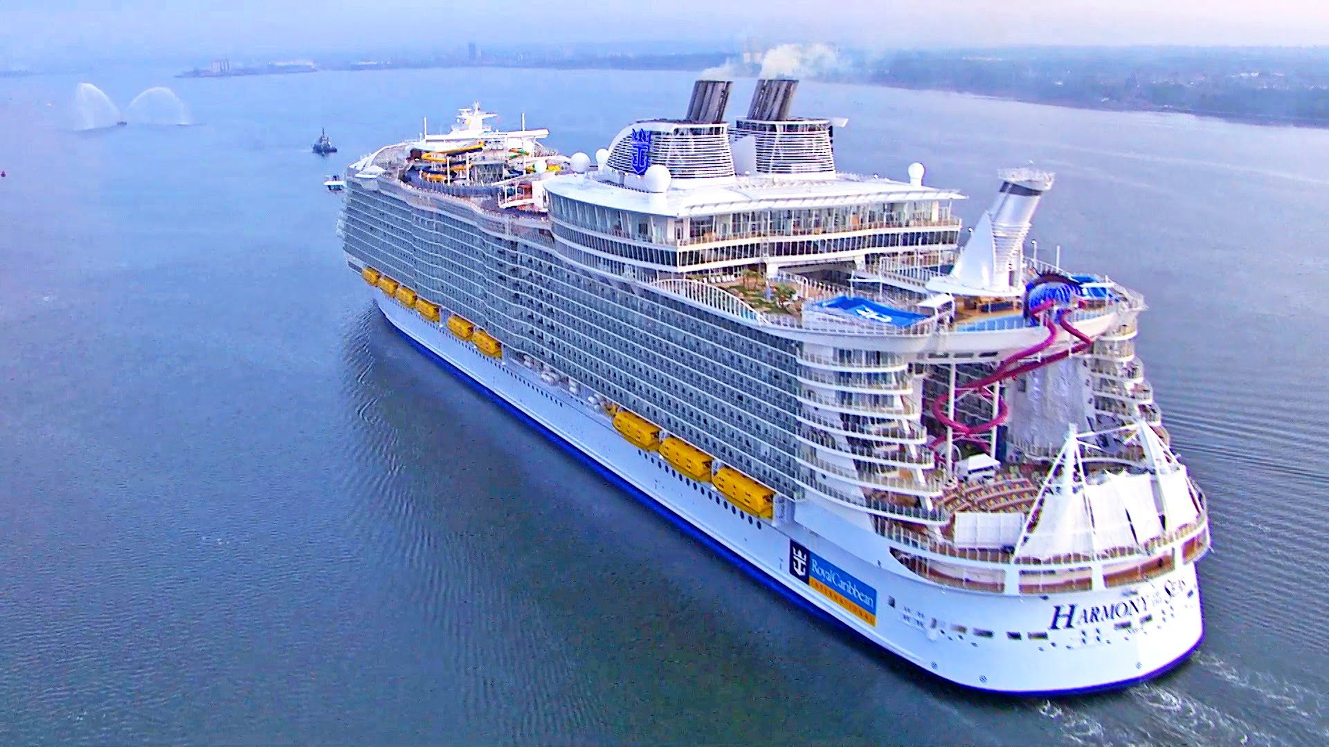 Explore The Beauty Of Caribbean: Harmony Of The Seas Inside Of
