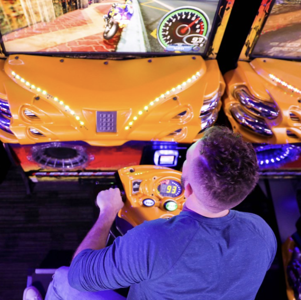Psst Half Priced Games At Dave And Buster S Every Wednesday Game On Orlandoattractions Internationaldrive Dave Busters Orlando Nightlife Busters