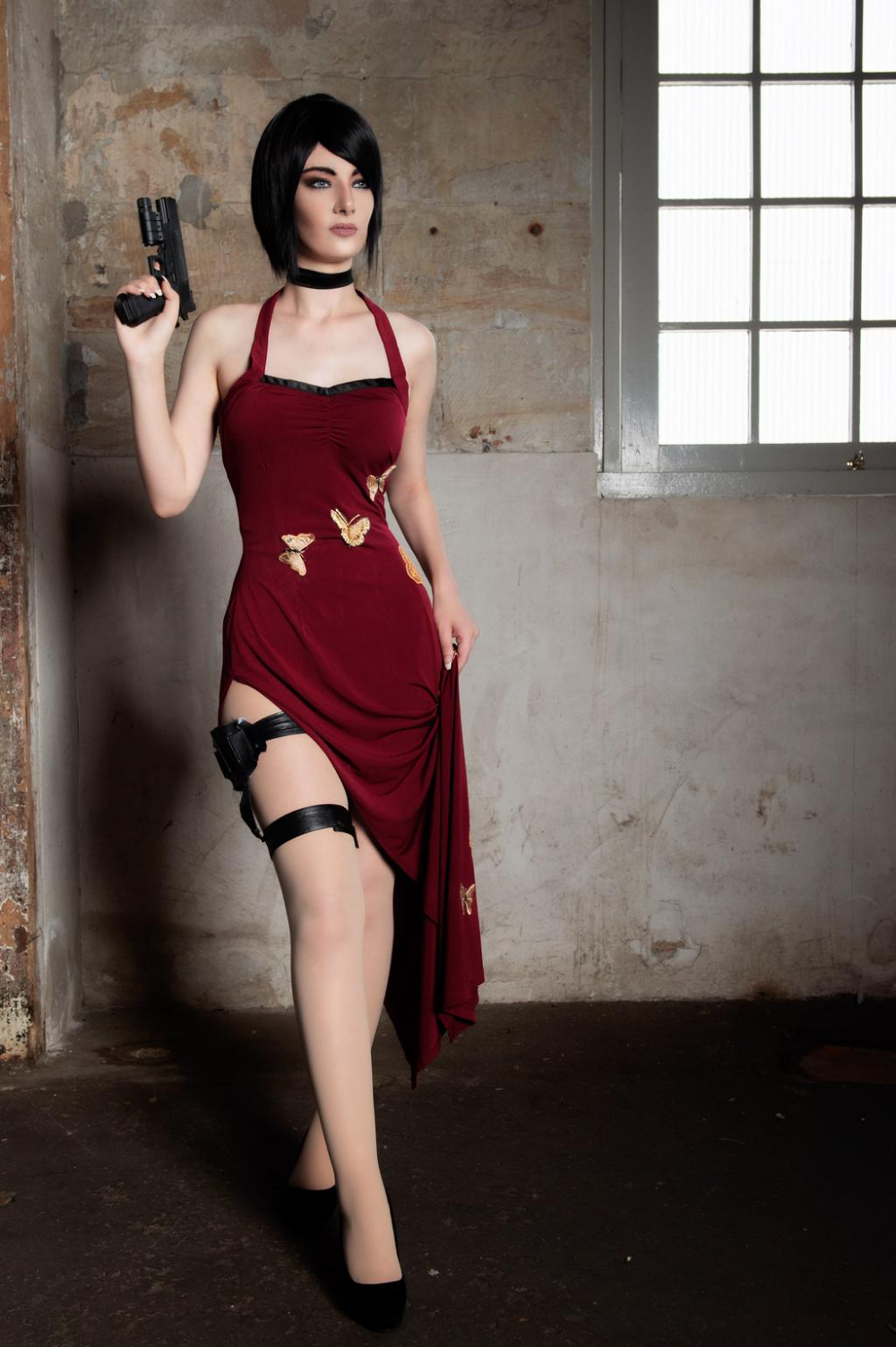 Ada Wong Cosplay by ThelemaTherion on DeviantArt