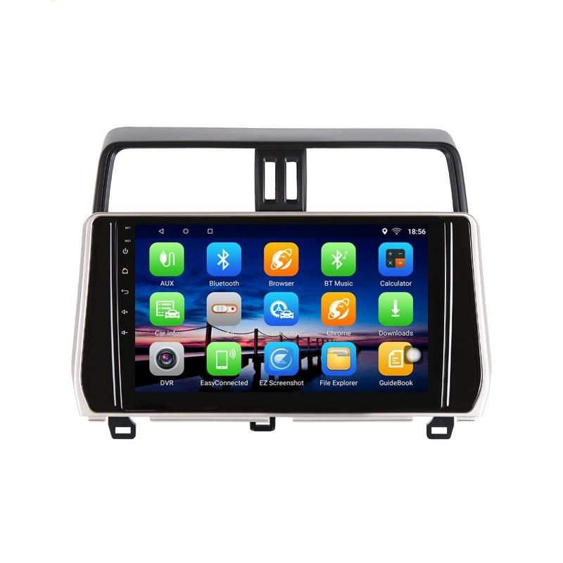 Toyota Prado Indash Multimedia Android Stereo with GPS