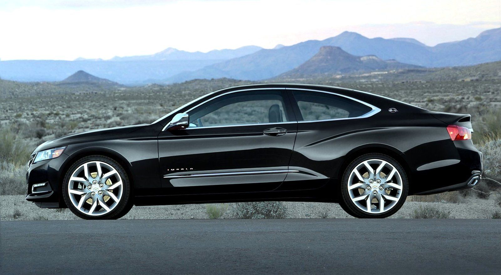 2014 chevy impala 2 door if only but they will never do