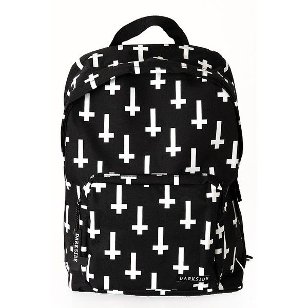 This is a picture of Satisfactory Private Label Sneaker Backpack