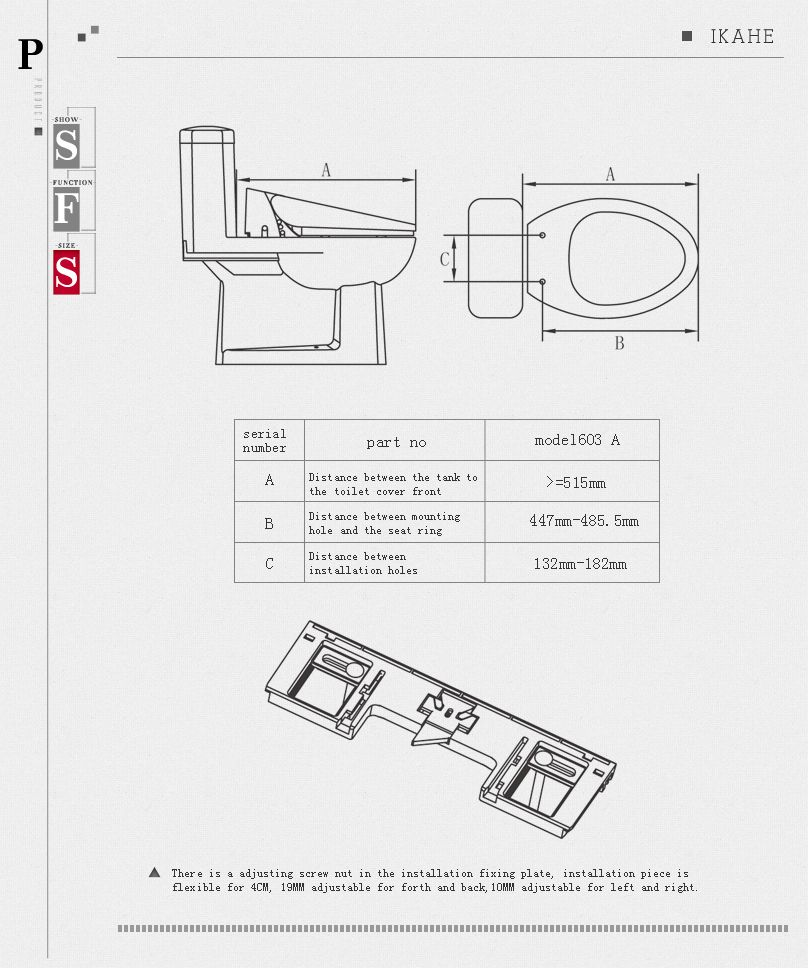 A Type Parameters With Images Bidet Toilet Seat