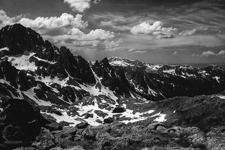 mercantour by yannick faure on 500px