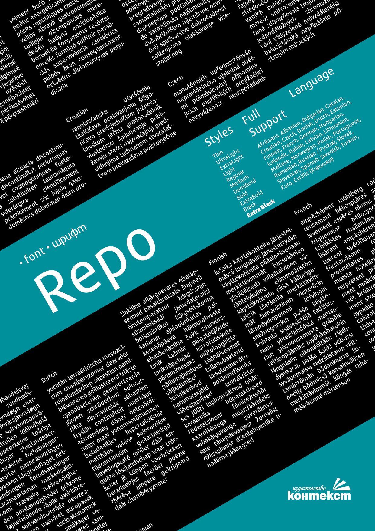 Font Repo Fonts, Tech company logos, Company logo