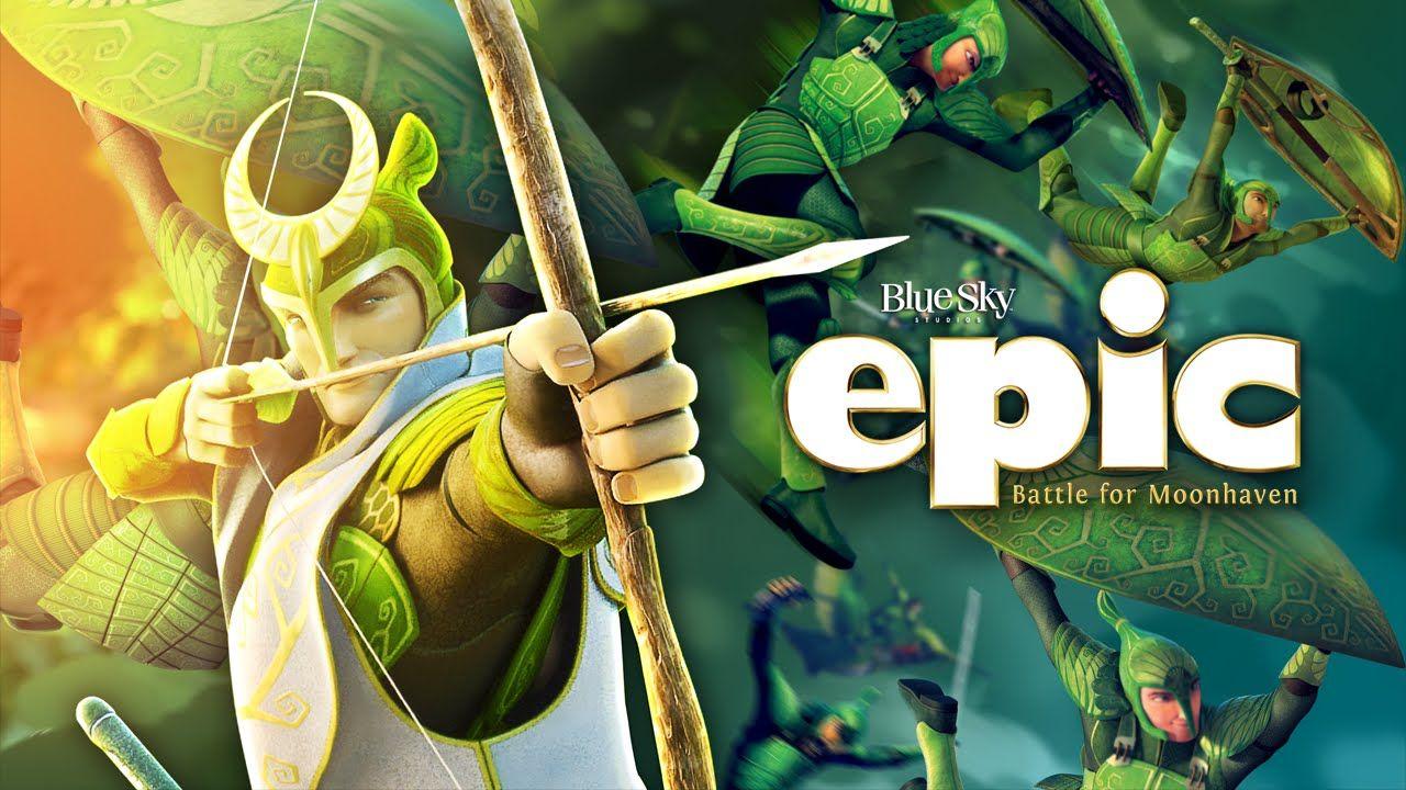 Animation movies | EPIC film | Disney movie | Cartoons for children | An...