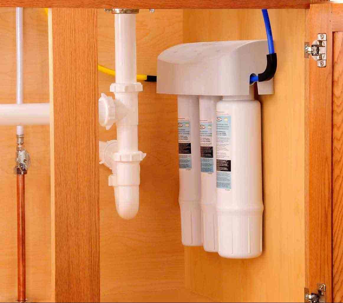 Best Under Sink Water Filters Of 2018 Buyer S Guide Reviews
