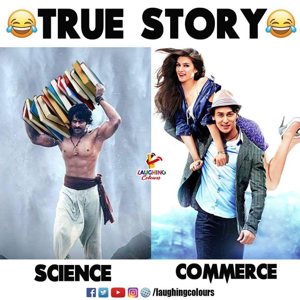 Hahaha But Mere Saath To Ulta H Science Waale Aish Kar Rhe H