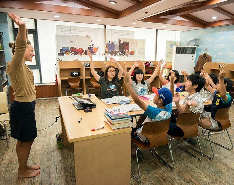 Teach In South Korea South Korea Teach English Abroad
