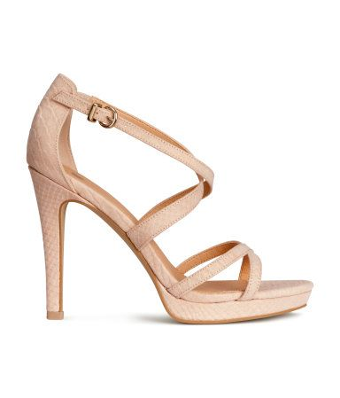 Sandales Ss15 Talon € amp;m 29 À H 99Sélection Chaussures 7gYf6ybv