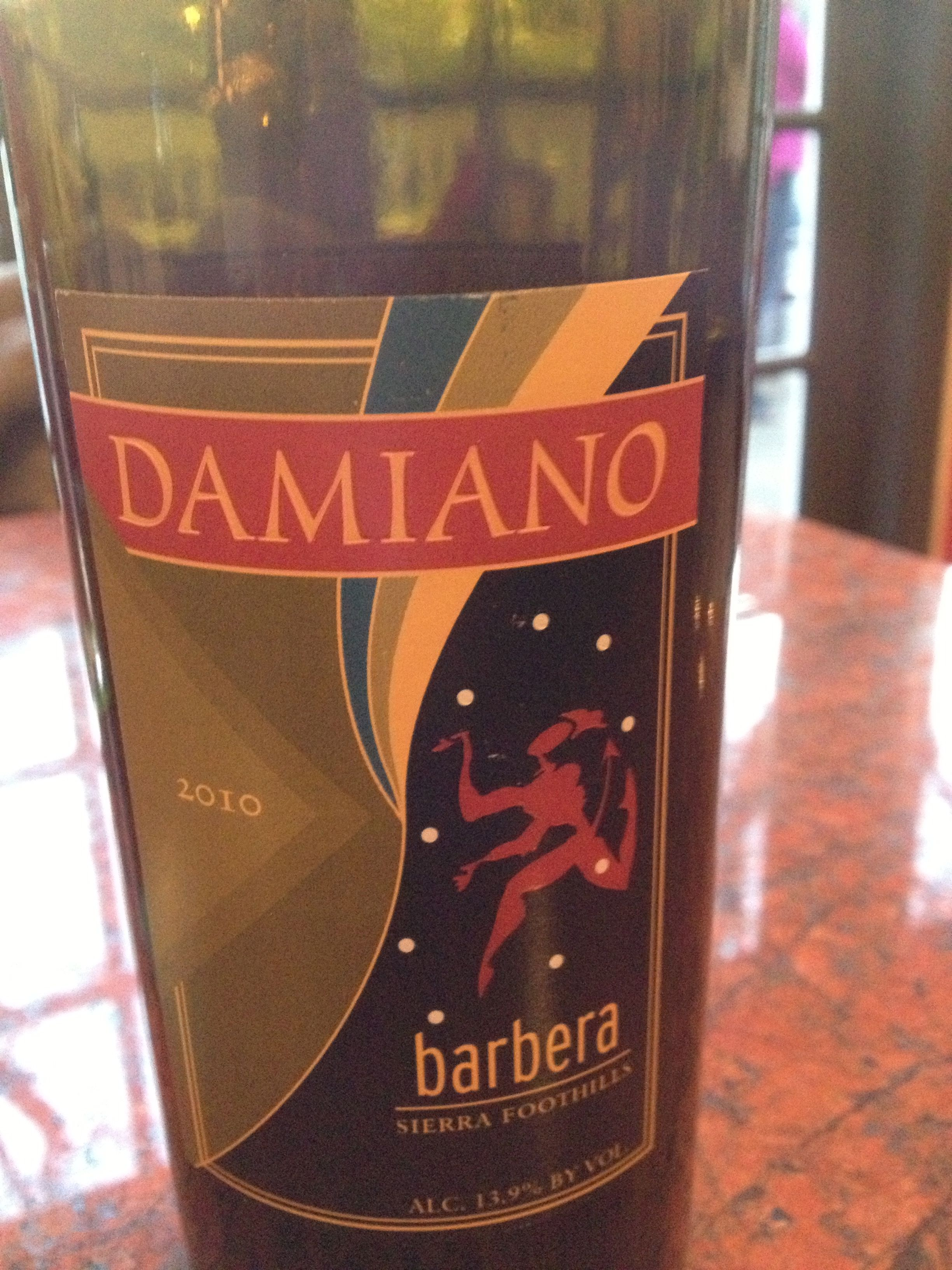 Daminao I Love Barberas And This Was A Great Example