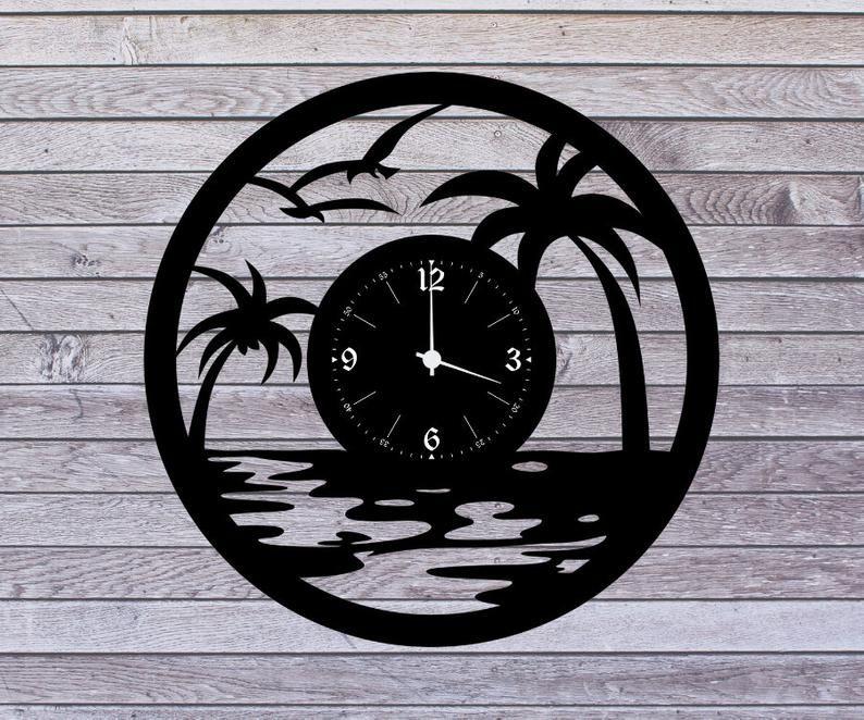 Пин на доске Clock. Vinyl