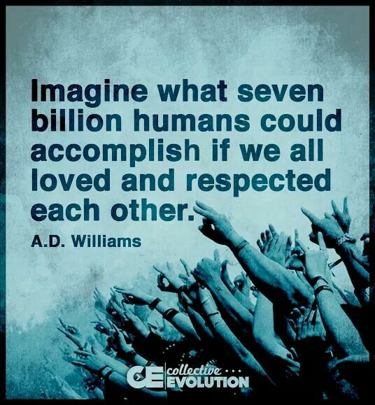 Love Peace Quotes: Imagine What We Could Accomplish. Imagine That Kind Of